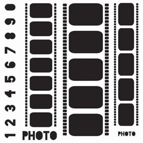 Crafters Workshop - Film Strips