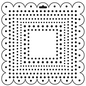 Crafters Workshop - Square Dots