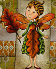 Fall Flora Fairies