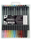 Copic glitter pen set ALL of the 11 New Colors Plus the Clear Pen