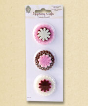 Epiphany Crafts - Spring Flowers Chocolate Strawberry