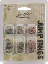 Tim Holtz Jump Rings