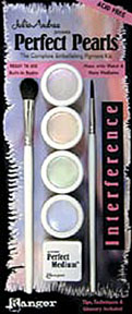 Perfect Pearls Embellishment Pigment Kit - Interference