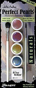 Perfect Pearls Embellishment Pigment Kit - Naturals
