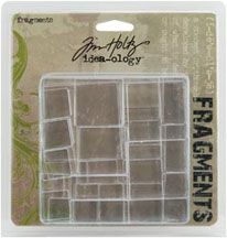 Tim Holtz Idea-Ology Fragments 48/Pkg