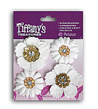 Petaloo - Tiffany Treasures - White